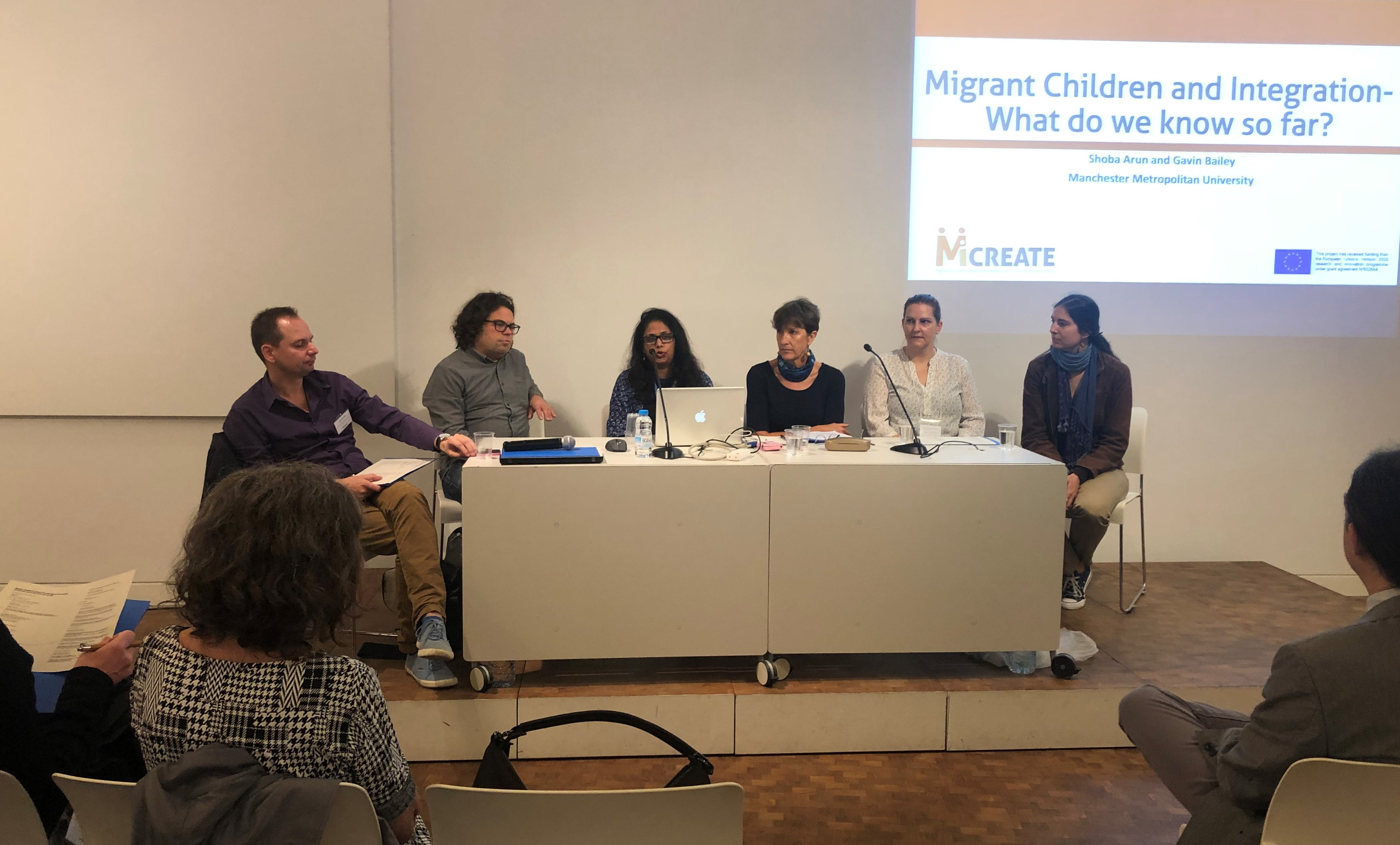 Conference Migrant children's integration and education in Europe: Approaches, methodologies and policies (Barcelona, October 2019)